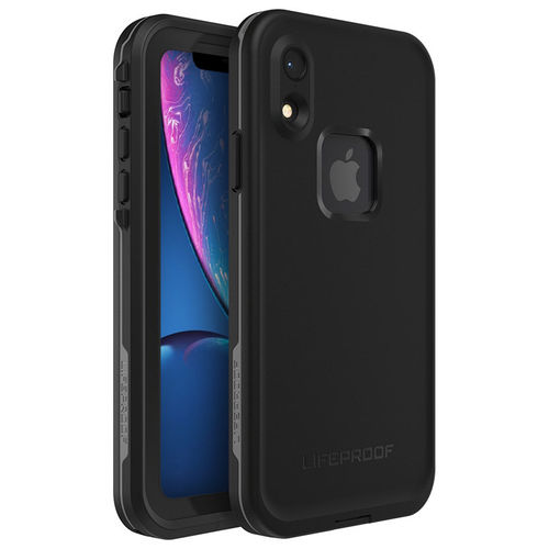 LifeProof Fre Waterproof Case for Apple iPhone Xr - Asphalt Black